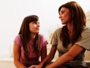 беседа с мамой