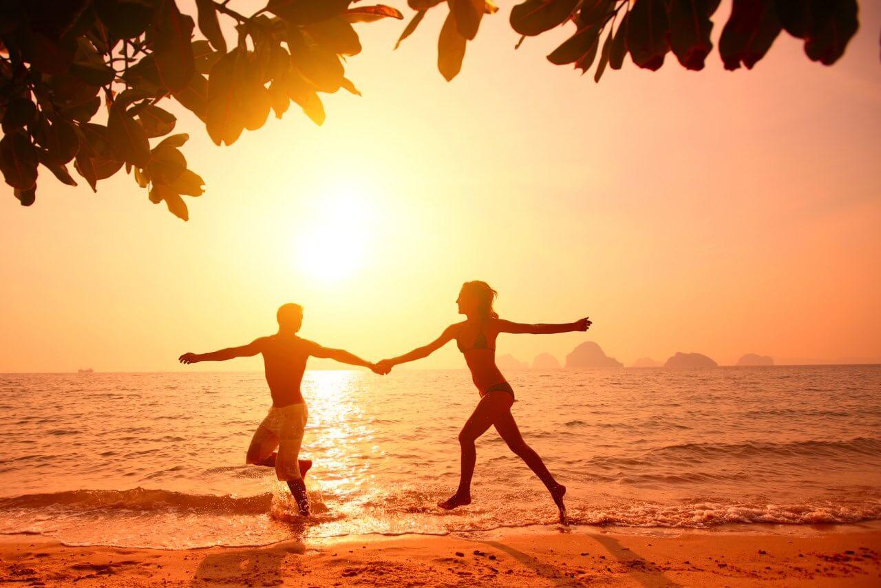 рай для влюбленных