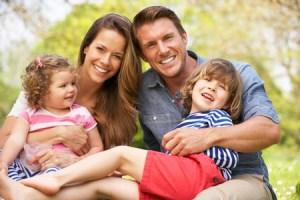 примерная семья