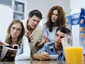 надоедливые родители