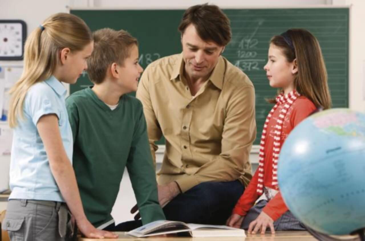 авторитетный учитель