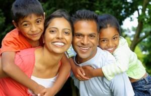 семья иммигрантов