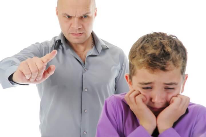 притензии отца сыну