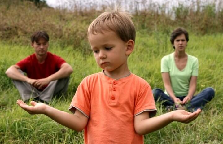 Что делать когда разводятся родители