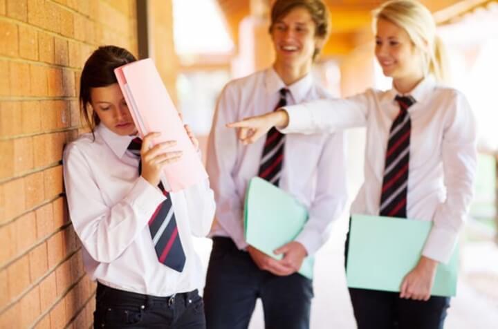 издевательство в школе