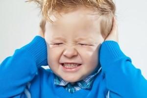своенравный ребенок