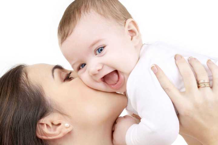 мама и малышь