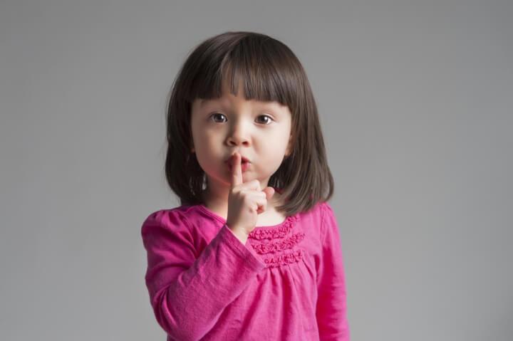 молчание ребенка