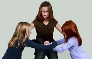 конфликт девочек