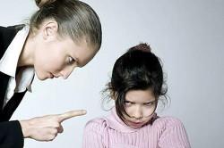 Обида на родителей