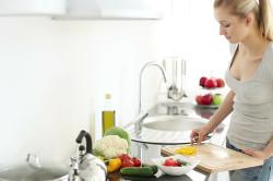 Недовольство готовкой жены
