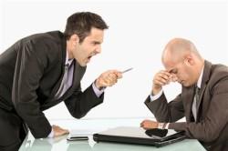 Проблема конфликта на работе