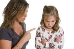 Опасность воспитания детей с чувством вины