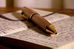 Личный дневник для записей похвал