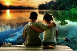Дружба - первый этап отношений