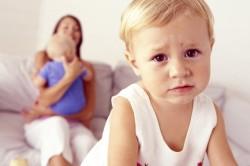 Бунт с родителями во время развития детской психологии