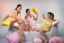 Общение с подругами после расхода с мужчиной