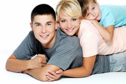 Времяпровождение супругов с ребенком
