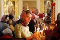 Посещение церкви для избавления от старых обид