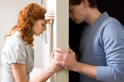 Примирение супругов после выяснения отношений