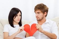 Недопонимание - причина разрыва отношений