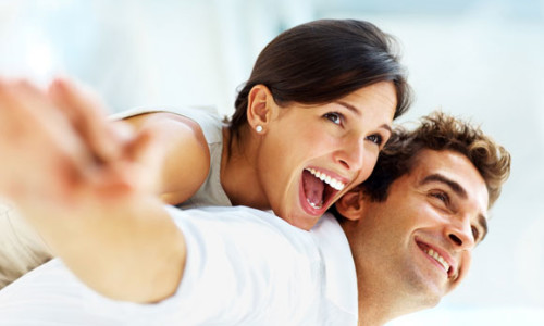 Счастливые семейные отношения