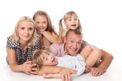 Полное погружение в семью