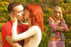 Роль любовницы женатого мужчины