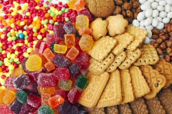 Баловство сладостями