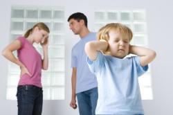 Частые ссоры в семье