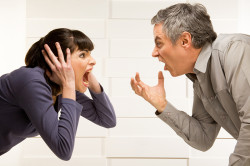 Спор между супругами
