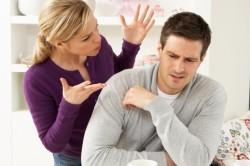 Указание на недостатки парню - причина ссоры
