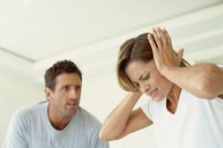 Постоянные ссоры - признак исчерпавших себя отношений