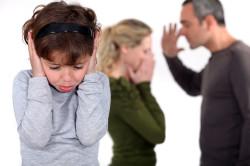 Вред ссор в семье для воспитания ребенка