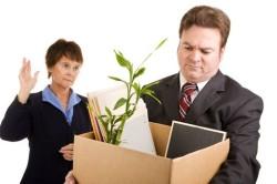 Увольнение - причина низкой самооценки