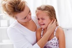 Выяснение причин истерики у ребенка