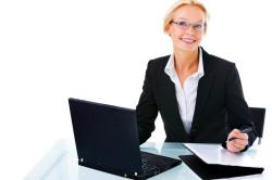 Сильная и независимая деловая женщина