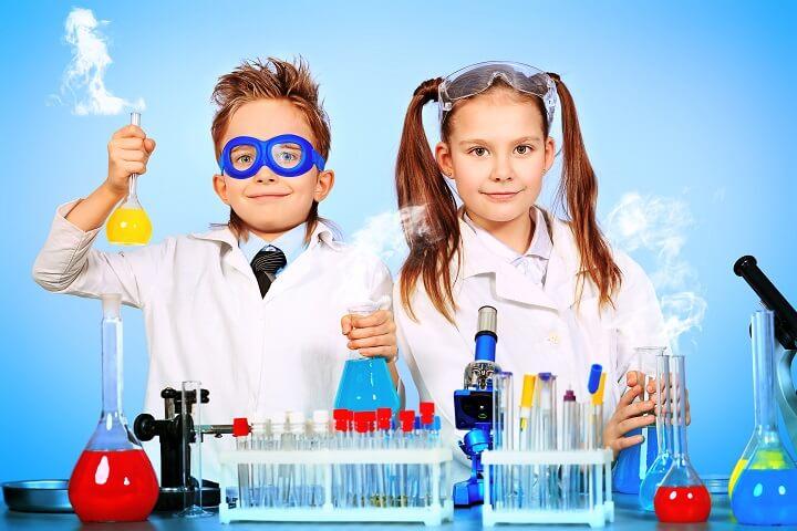 юные ученые