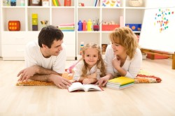 Семейное чтение книг о детской психологии