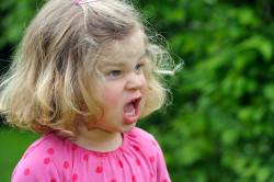 Детские капризы - первый признак эгоцентризма
