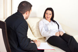Общение с психологом для решения проблем