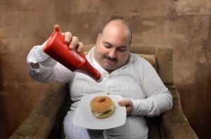 любитель гамбургера