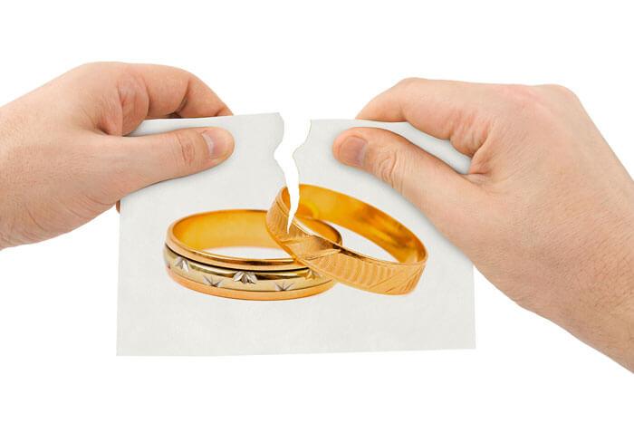Фальшивый брак