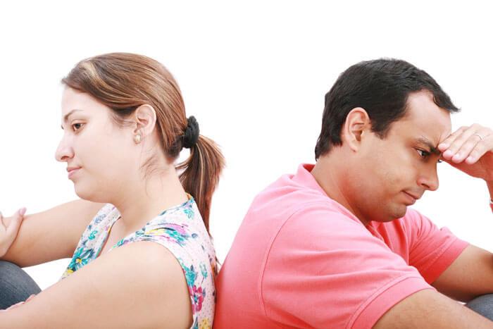 Несчастный брак