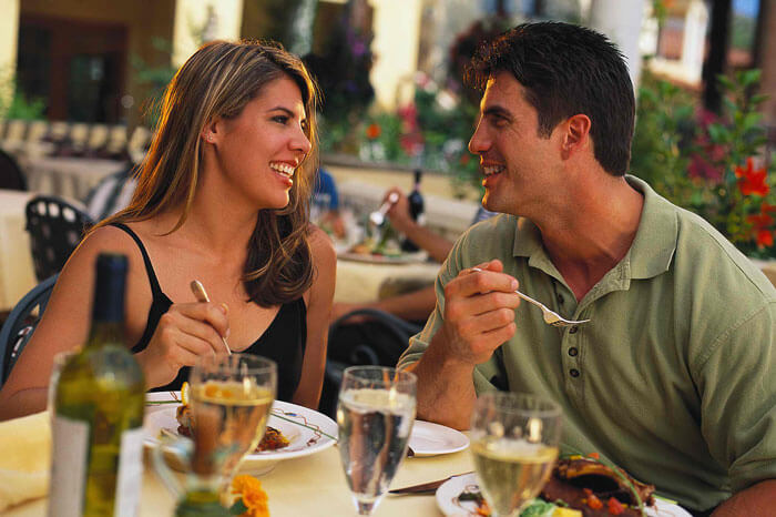 свидание знакомство с сразу