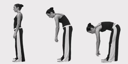 Упражнение насосик