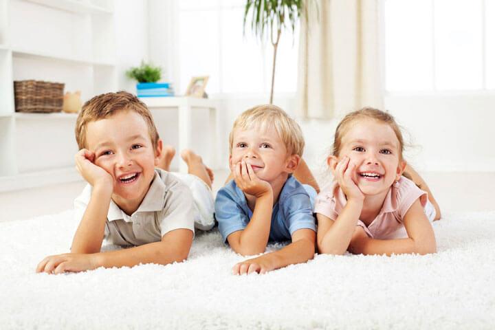 Средний ребенок в семье