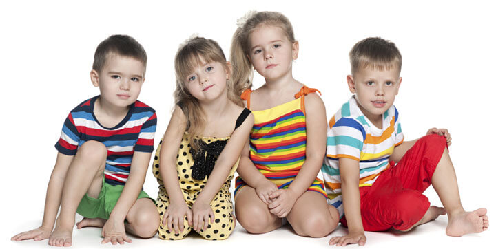Дети с вредными привычками