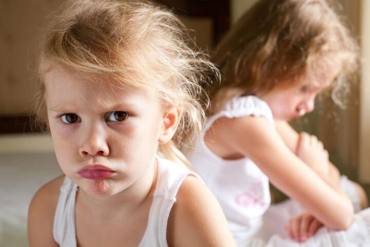 пример детской агрессии