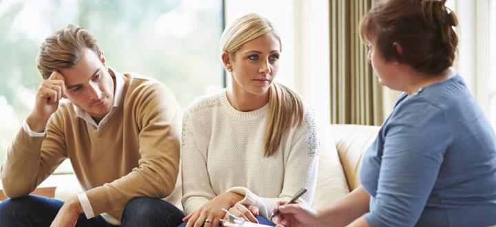 На приеме у семейного психотерапевта